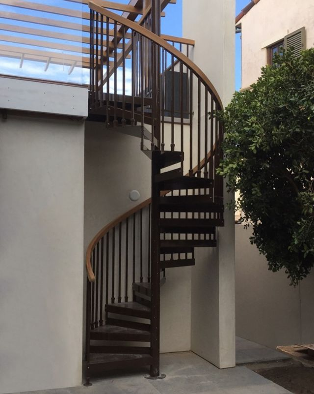 Diy Spiral Staircase As Low As 690 The Iron Shop Spiral Stairs